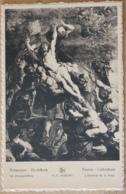 Antwerpen Hoofdkerk De Kruisverheffing Rubens Anvers Cathedrale L'Erection De La Croix - Malerei & Gemälde