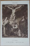 Musée Du Louvre Rubens Le Christ En Croix Christ On The Cross - Malerei & Gemälde