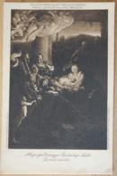 Allegri Gen. Correggio Die Heilige Nacht La Nuit Sainte The Holy Night Galeries Royales De Tableaux Dresde Dresden - Malerei & Gemälde