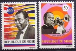NIGER                      PA 168/169                  NEUF** - Niger (1960-...)