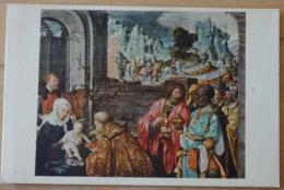 Anbetung Der Heiligen Drei Könige Lucas Van Leyden The Art Institute Of Chicago - Malerei & Gemälde