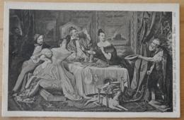 J. Danhauser Der Prasser Kaiserliche Gemäldegalerie Wien - Malerei & Gemälde
