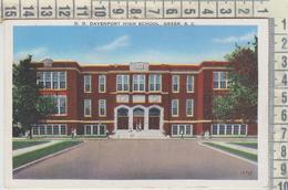 Davenport High School Greer - Davenport
