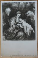 A. Van Dyck Ruhe Auf Der Flucht Alte Pinakothek München - Malerei & Gemälde
