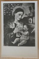 Maria Jesus Madonna  Ambrogio Bergognone Madonna Col Bambino Bergamo - Jungfräuliche Marie Und Madona