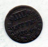 GERMAN STATES - BRUNSWICK-WOLFENBUTTEL, 4 Pfennig, Billon, Year 1764-IDB, KM #967 - [ 1] …-1871 : Duitse Staten
