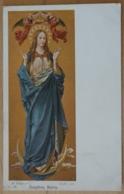 M. Feuerstein Jungfrau Maria - Jungfräuliche Marie Und Madona