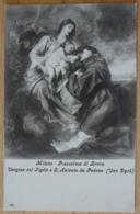 Mailand Milano Pinacoteca Di Brera Vergine Col Figlio E S. Antonio Da Padova Van Dyck - Malerei & Gemälde