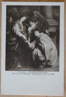 Der Selige Hermann Josef Van Dyck Wien Gemäldegalerie Im Kunsthistorischen Museum Staatsmuseum - Malerei & Gemälde