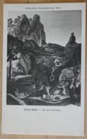 Albert Welti Die Drei Eremiten Öffentliche Kunstsammlung Basel - Malerei & Gemälde