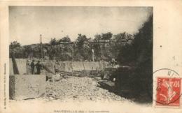 HAUTEVILLE LES CARRIERES  EDITION COLIN - Hauteville-Lompnes