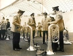 OLYMPIC GAMES MÜNCHEN JEUX OLYMPIQUES MUNICH 1972 ORCHESTRA WHICH MAINSTADIUM MUSICIANS DEUTSCHLAND ALLEMAGNE - Sports