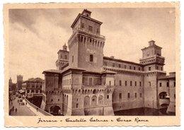 Ferrara - Castello Estense E Corso Roma - Ferrara