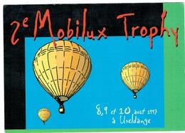 Useldange 2ém MOBILUX TROPHY 8,9 Et 10 Août 1997. - Cartes Postales