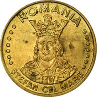 Monnaie, Roumanie, 20 Lei, 1993, TB+, Brass Clad Steel, KM:109 - Roumanie