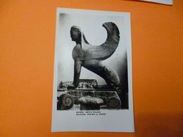 """Grèce  Delhes Sphinx De Naxos """"neuve"""" - Museen"""