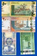 Soudan  7  Billets - Soudan