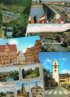 Lot 502 Ansichtskarten Baden-Württemberg Querbeet - Deutschland