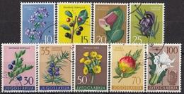 YUGOSLAVIA 882-890,used,falc Hinged - 1945-1992 Sozialistische Föderative Republik Jugoslawien