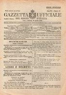 B 2996  -  Gazzetta Ufficiale Del Regno D'Italia,  1944 - Decreti & Leggi