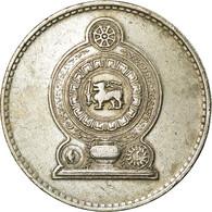 Monnaie, Sri Lanka, 2 Rupees, 1996, TTB, Copper-nickel, KM:147 - Sri Lanka