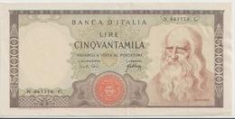 ITALY  P. 99a 50000 1967 VF - 50000 Lire