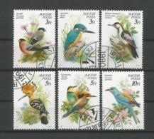 Hungary 1990 Birds Y.T. 3257/3262 (0) - Hongrie