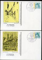 Bund PP100 D2/040 SPEYER JUDENGASSE + AM HOLZMARKT Sost.1978 - [7] Federal Republic