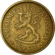 Monnaie, Finlande, 20 Pennia, 1963, TB, Aluminum-Bronze, KM:47 - Finlande