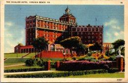 Virginia Virginia Beach The Cavalier Hotel 1940 - Virginia Beach
