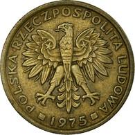 Monnaie, Pologne, 2 Zlote, 1975, Warsaw, TTB, Aluminium, KM:46 - Polen