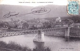 08 - Ardennes -  NAUX  - La Passerelle Sur La Semoy - Andere Gemeenten