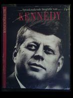 JOHN. F. KENNEDY Spraakmakende Biografie - In Verpakking - Libros, Revistas, Cómics