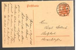 27194 - Entier De POTSDAM - Allemagne