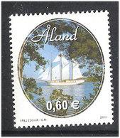 "Aland 2005 Aland Summer, Schooner ""Linden"" 1993 Mi 255, MNH(**) - Aland"