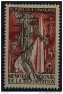 N° 1050 - X X - ( F 373 ) - ( Mémorial National De La Déportation ) - France