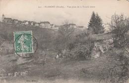 Rare Cpa Blamont Vue Prise De La Combe Noire - France