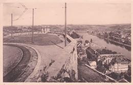 Namur La Tourelle Des Guetteurs Et Le Confluent De Sambre Et Meuse - Namur