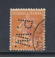 Y & T  N° 141  Perforé  P. W.  133  Ind  6 - France