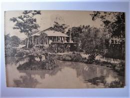 CONGO BELGE - KISANTU - Jardin D'essais - Pavillon - 1927 - Belgisch-Congo - Varia