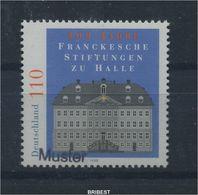 BUND 1998 Nr 2011 ** Mit MUSTER Handstempel (90107) - BRD
