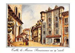[MD4216] CPM - FRANCIA - TULLE LA MAISON RENAISSANCE AU 19° SIECLE - PERFETTA - NV - France