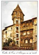 [MD4217] CPM - FRANCIA - TULLE LA TOUR D'ALVERGUE AU 19° SIECLE - PERFETTA - NV - France