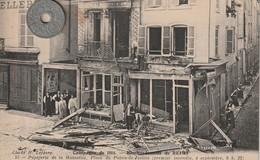 51 - Carte Postale Ancienne De  REIMS  Papeterie De La Mutualité - Reims