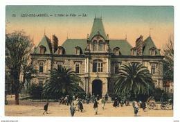SIDI-BEL-ABBES:  L' HOTEL  DE  VILLE  -  FP - Sidi-bel-Abbès