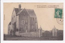 CP 14 NEUILLY LA FORET Le Chateau Ancienne Residence Des évèques De La Région - Other Municipalities