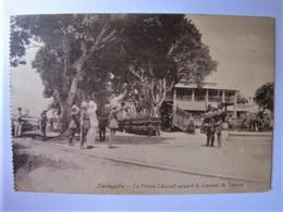 CONGO BELGE - STANLEYVILLE - Le Prince Léopold Saluant Le Drapeau De Tabora - Belgisch-Congo - Varia