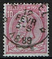 46  Obl  Kemmel  + 8 - 1884-1891 Léopold II
