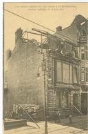 Avenue Adolphe Maison Atteint Par Une Bombe Le 18 Juin 1916 Th Wirol - Luxembourg - Ville