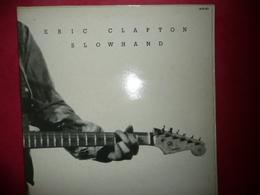 LP33 N°1283 - ERIC CLAPTON - SLOW HAND - COMPILATION 9 TITRES - Rock